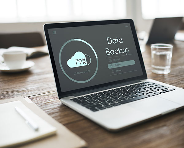 Requordit computer data backup